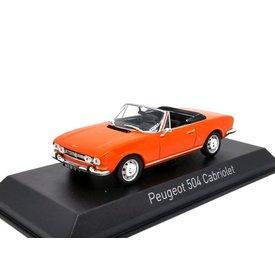 Norev Peugeot 504 Cabriolet 1970 - Model car 1:43
