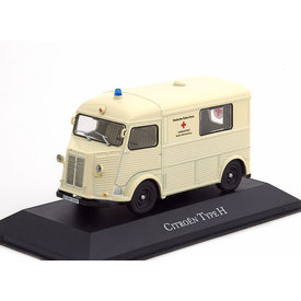 Atlas Citroën Type H 'German Red Cross' 1965 - Model car 1:43