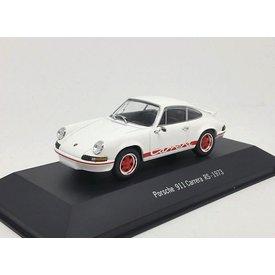 Atlas Porsche 911 Carrera 1973 RS weiß 1:43