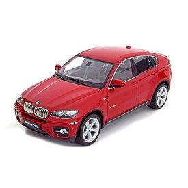 Welly BMW X6 - Modelauto 1:24