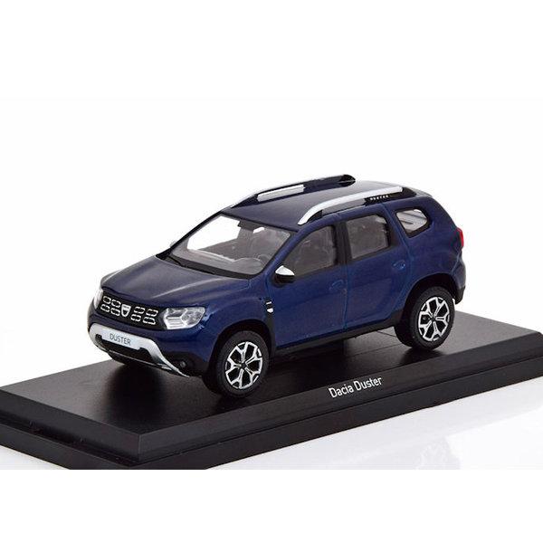 Dacia Duster 2018 dunkelblau - Modellauto 1:43