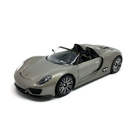 Welly Porsche 918 Spyder - Modelauto 1:24