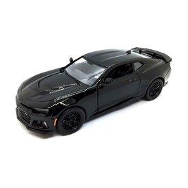 Motormax Chevrolet Camaro ZL1 2017 black - Model car 1:24