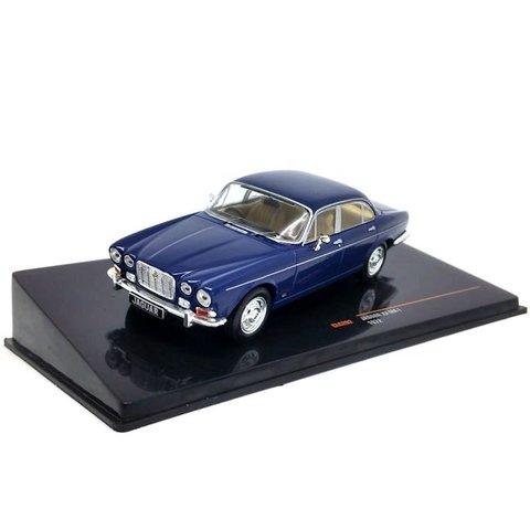 Jaguar XJ Mk I 1972 dark blue - Model car 1:43