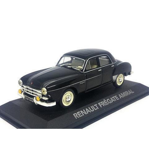 Renault Fregate Amiral zwart - Modelauto 1:43