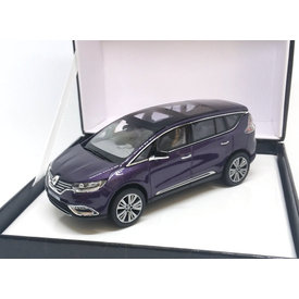 Norev Renault Espace Initiale Paris 2014 amethyst - Model car 1:43