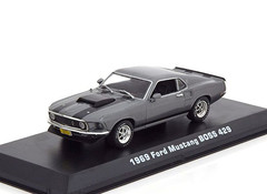 Products tagged with Ford Mustang Boss 429 1:43