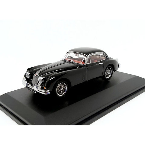 Jaguar XK150 black - Model car 1:43