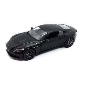 Motormax Aston Martin DB11 zwart 1:24 - Modellauto 1:24