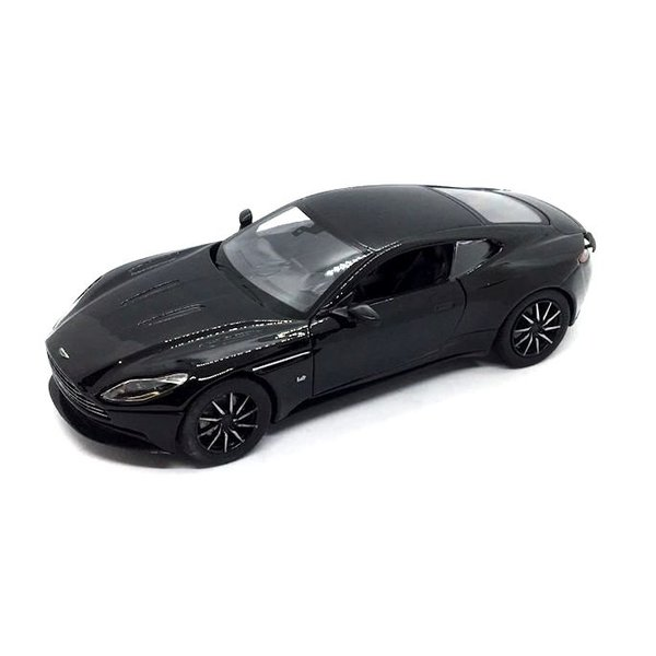 Modelauto Aston Martin DB11 zwart 1:24