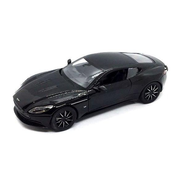 Modellauto Aston Martin DB11 schwarz 1:24