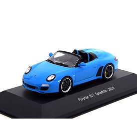 Atlas Porsche 911 Speedster (997) 2010 hellblau - Modellauto 1:43