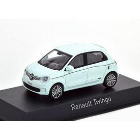 Norev Renault Twingo 2019 Pistache groen - Modelauto 1:43