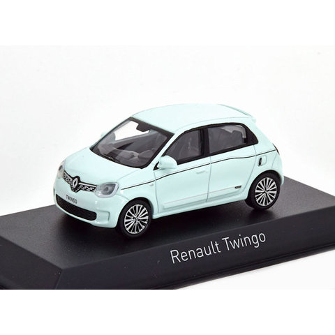 Renault Twingo 2019 Pistache green - Model car 1:43