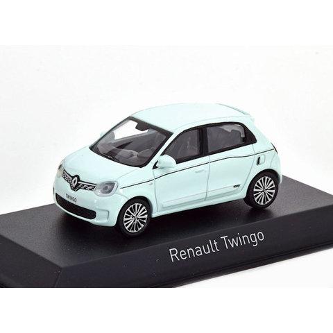 Renault Twingo 2019 Pistache groen - Modelauto 1:43