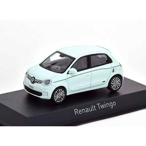Modellauto Renault Twingo 2019 Pistache grün 1:43