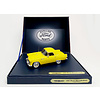 Model car Ford Thunderbird Coupe 1955 yellow 1:43