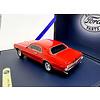 Model car Mercury Cougar 1968 Cardinal red 1:43