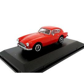 Oxford Diecast Model car AC Aceca red 1:43