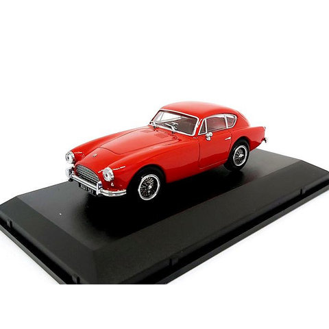 AC Aceca red - Model car 1:43