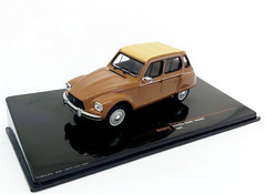 Products tagged with Citroen Dyane 1:43