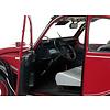Model car Citroën 2CV Charleston 1978 red / black 1:12
