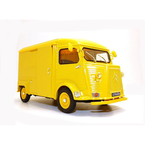 Citroën Type H 1962 yellow - Model car 1:24