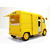 Model car Citroën Type H 1962 yellow 1:24