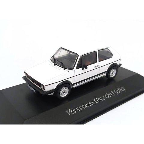 Volkswagen VW Golf GTI 1976 weiß - Modellauto 1:43