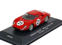 Products tagged with Ferrari 275 LM 1:43