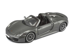 Products tagged with Porsche 918 Spyder 1:24