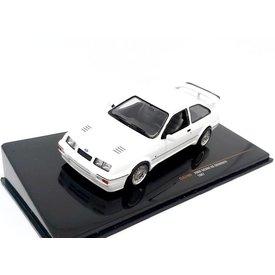 Ixo Models Model car Ford Sierra RS Cosworth 1987 white 1:43