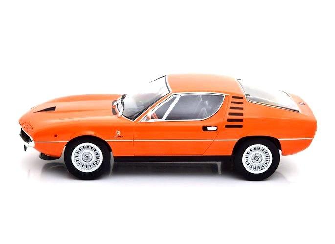 KK SCALE KKDC180383  Alfa Romeo Montreal 1970 orange 1:18