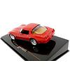 Modelauto Chevrolet Corvette C3 1980 rood 1:43