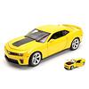 Modelauto Chevrolet Camaro ZL1 2012 geel/zwart 1:24