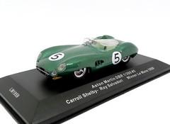 Producten getagd met Aston Martin DBR 1/130 Miniatur 1:43