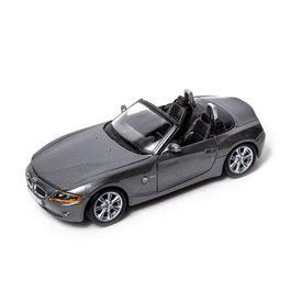 Bburago BMW Z4 grijs metallic - Modelauto 1:24