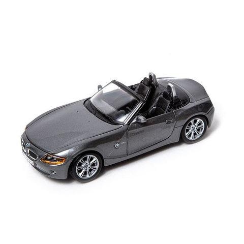 BMW Z4 grey metallic - Model car 1:24
