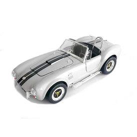 Lucky Diecast Shelby Cobra 427 S/C 1964 grijs - Modelauto 1:18