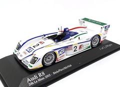 Producten getagd met Audi R8 1:43