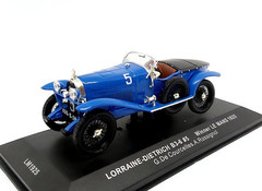 Products tagged with Lorraine-Dietrich 1:43