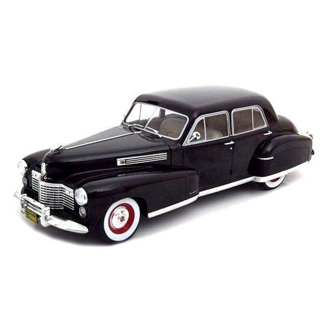 Model car Cadillac Fleetwood Series 60 Special Sedan black 1:18
