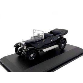 Oxford Diecast Austin Heavy Twelve cobalt blue - Modelauto 1:43
