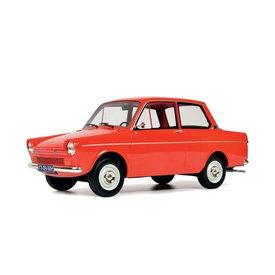 Schuco DAF 33 rood - Model car 1:18