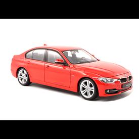 Welly | Modelauto BMW 335i (F30) rood 1:24
