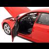 Modelauto BMW 335i (F30) rood 1:24