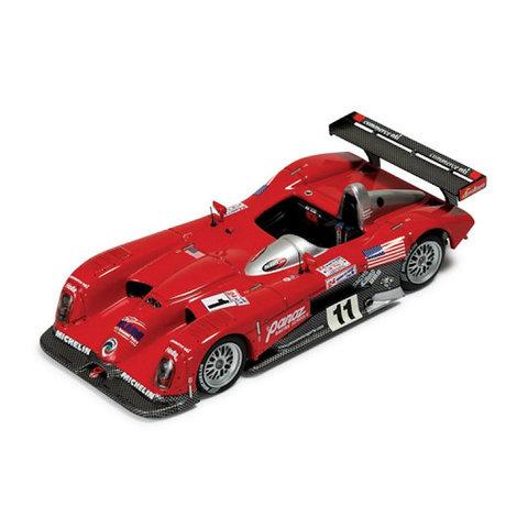 Panoz LMP900 No. 11 2000 red - Model car 1:43