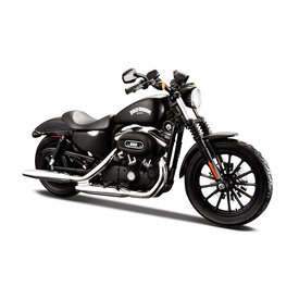Maisto Harley Davidson Sportster Breakout 2014 black - Model motorcycle 1:12