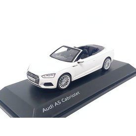Spark Audi A5 Cabriolet 2017 Tofanawit - Modelauto 1:43