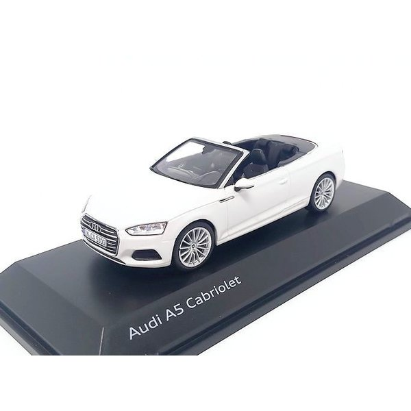 Modelauto Audi A5 Cabriolet 2017 Tofanawit 1:43